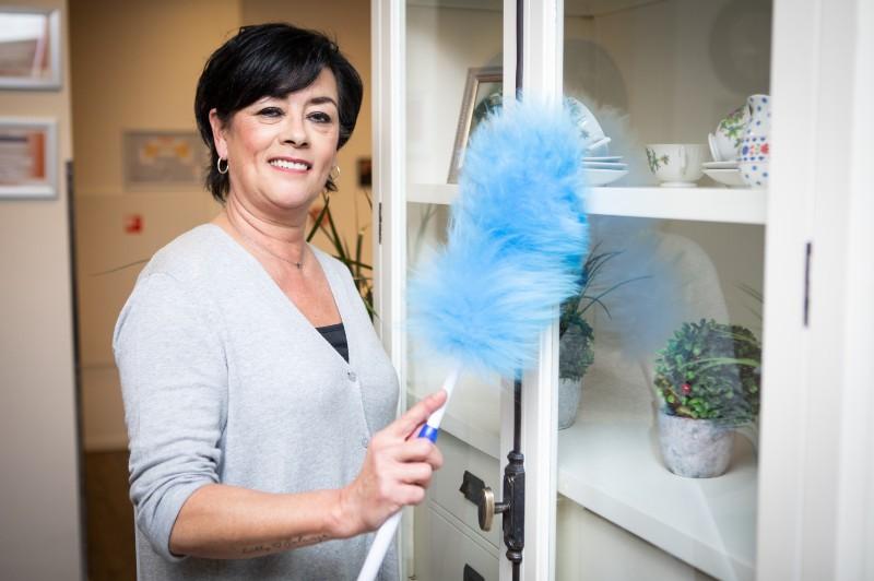Vacature huishoudelijkmedewerker