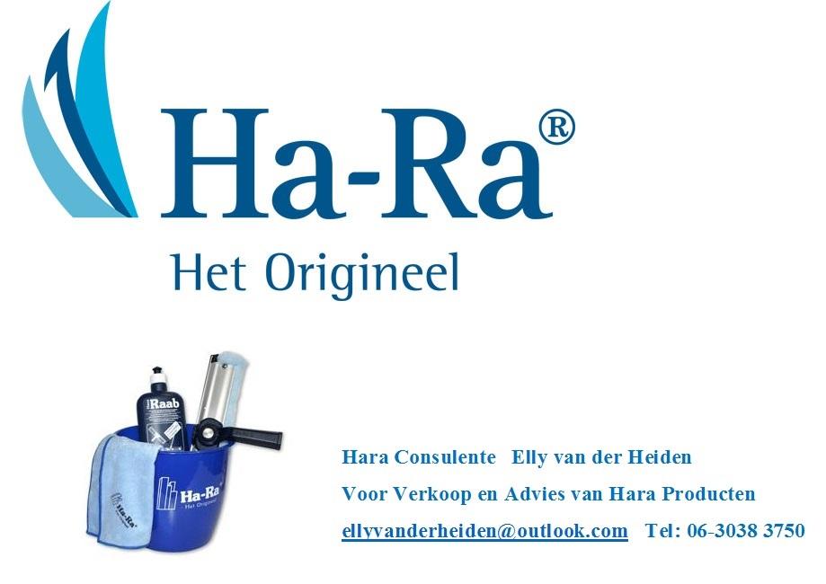 Ha-Ra consulente Elly van der Heiden