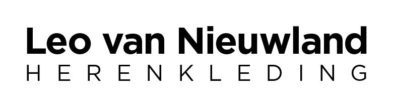 Leo van Nieuwland, Herenkleding